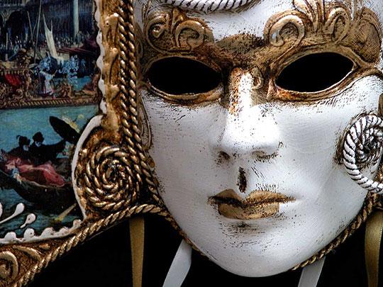 venetian carnival masks a brief history