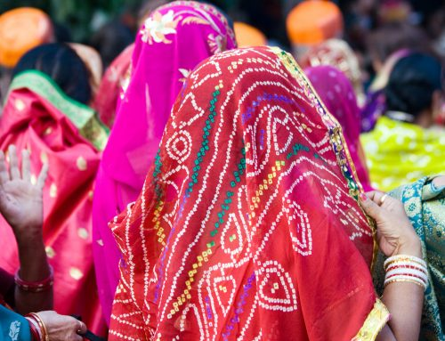Saris, Skirts and More from Rajasthan
