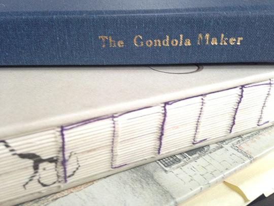 The Gondola Maker on Book Tour