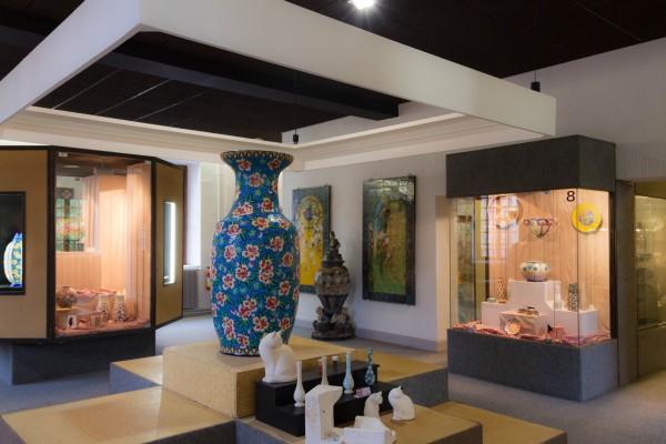 Longwy ceramics museum