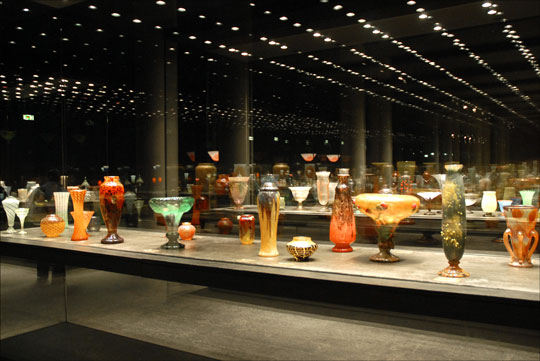 Musee Beaux Arts Nancy Pâte de verre