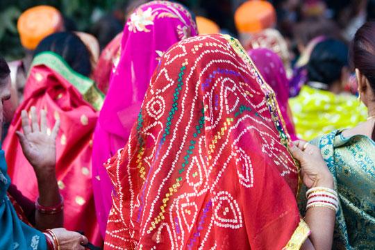 Rajasthan sari