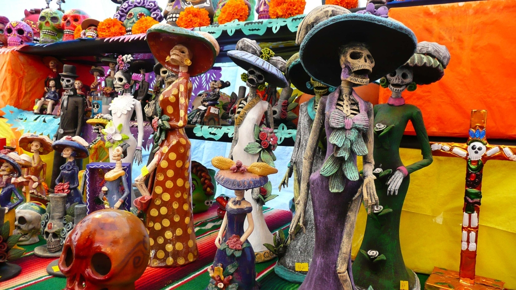 Day of the Dead, Catrinas