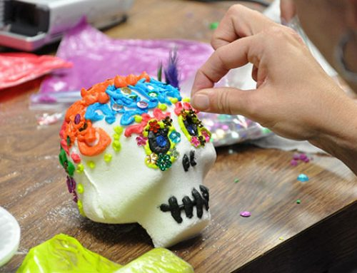 Sugar Skulls: Sweet Treats for The Day of the Dead