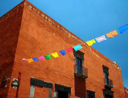 "Papel Picado: The Mexican tradition of ""pierced"" paper"