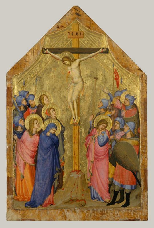Italian panel painting in the Metropolitan Museum of Art
