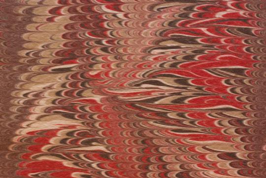 marbleized paper