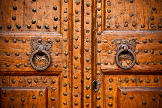 Doors of Florence, Italy