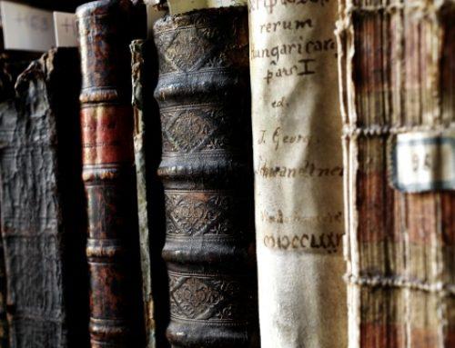 Venetian Paper & Bookbinding: A Brief History