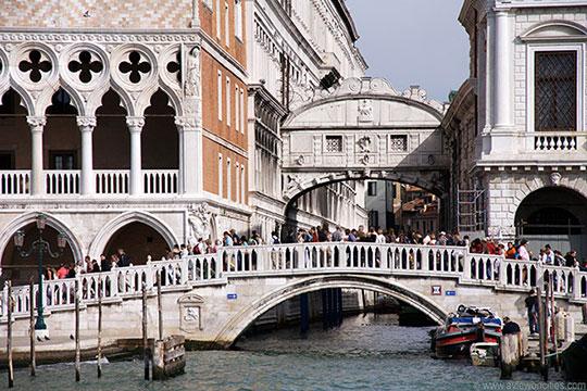 Venice Ponte della Paglia