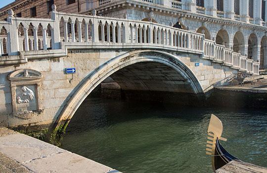 Venice Ponte della Palia