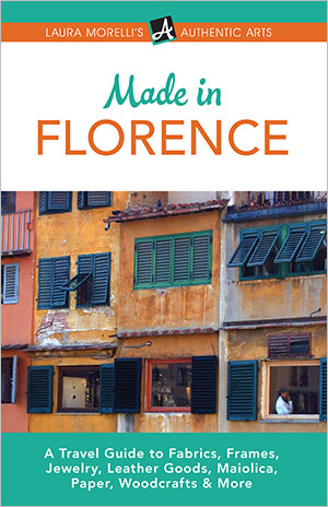 Authentic Arts Made in Florence cover