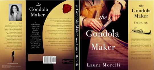 The Gondola Maker dust jacket