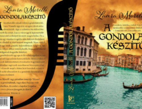 The Gondola Maker debuts in Hungarian!