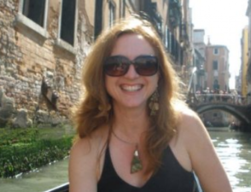 A Beautiful Woman in Venice: An Interview with Kathleen Ann Gonzalez