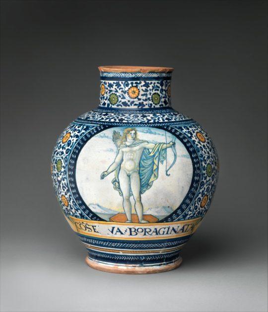Ceramics Of Castelli In Abruzzo Laura Morelli Art History Art