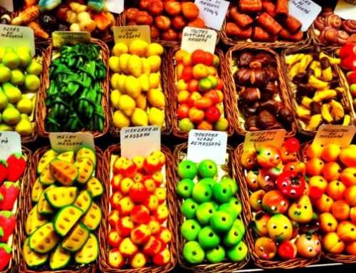 Martorana Fruits: Sweet Treats from Sicily