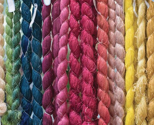 Italian silk