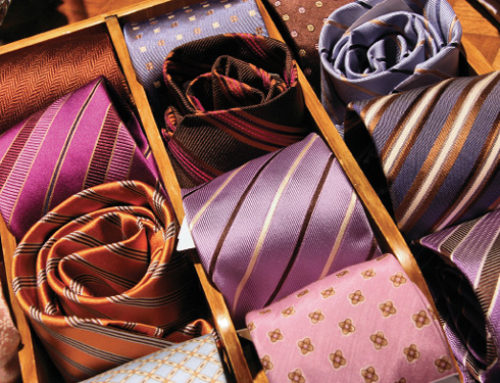How to Buy Italian Silk