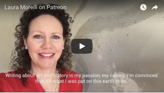Laura Morelli on Patreon