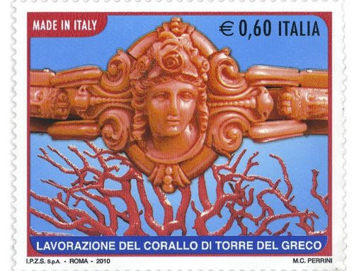 Coral Jewelry  of Naples and Torre del Greco